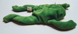 Ty Beanie Babies Legs the Frog with tag 4-25-93 Style 4020 - $4.00