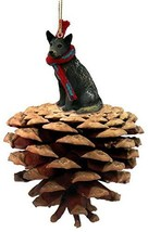 Conversation Concepts Australian Cattle Blue Dog Pinecone Pet Ornament - $12.99
