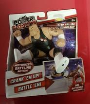 WWE Power Slammers  Steam Rolling Brodus Clay Action Figure - $15.99