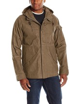 Alpha Industries Men's ECWCS W3X WAX Shell Jacket 2XL XXL BARNSTOMER BRO... - $163.61