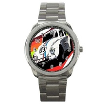 Herbie The Love Bug Sport Metal Watch Gift model 17659845 - $14.99
