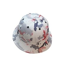 Pure Cotton Comfortable Ventilate Children Cap/Kid Cap Use For Summer(Camouflag)