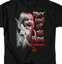 Scream t-shirt Wes Craven Drew Barrymore slasher horror film graphic tee MIRA105 image 2