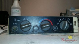 1999 Chevy Tahoe DASH MOUNTED TEMPERATURE CONTROLS - $84.65