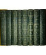 Vintage Robert Louis Stevenson 8 Volume set Standard Classics Edition 19... - $55.00