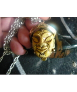 PARANORMAL PENDENT OF THE POWERFUL FEMALE DJINN OLD PENDENT - $200.00