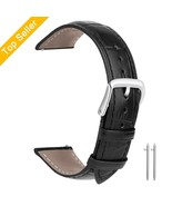 22mm Watch Bands Leather, Vetoo Quick Release Classic Genuine Leather Replacemen - $24.54