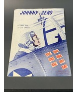 Johnny Zero 1943 WWII Air Force Aviation Vintage Sheet Music - $9.00
