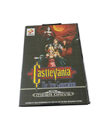 sega game cartridge  with castlevania  the new generation for game console - $25.99