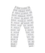 M.B.M's (Stoner) Men's Joggers (White) - $40.99+