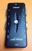ieGeek USB 2.0 KVM Switch Box - $18.79