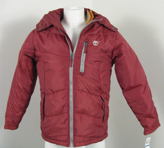 NEW! Timberland Little Boys Winter Jacket! *4 Colors* *Fleece Lined* *Po... - $49.99