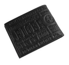 NEW TOMMY HILFIGER MEN'S LEATHER CREDIT CARD ID WALLET BILLFOLD BLACK 31TL22X034 image 8