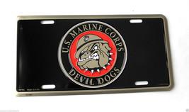 Devil Dogs US Marine Corps USMC Marines Embosse... - $7.79