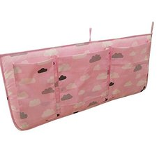 Pink Cloud,Multi-Function Receive Bag/Diaper Stacker High-Capacity, 6228cm image 2