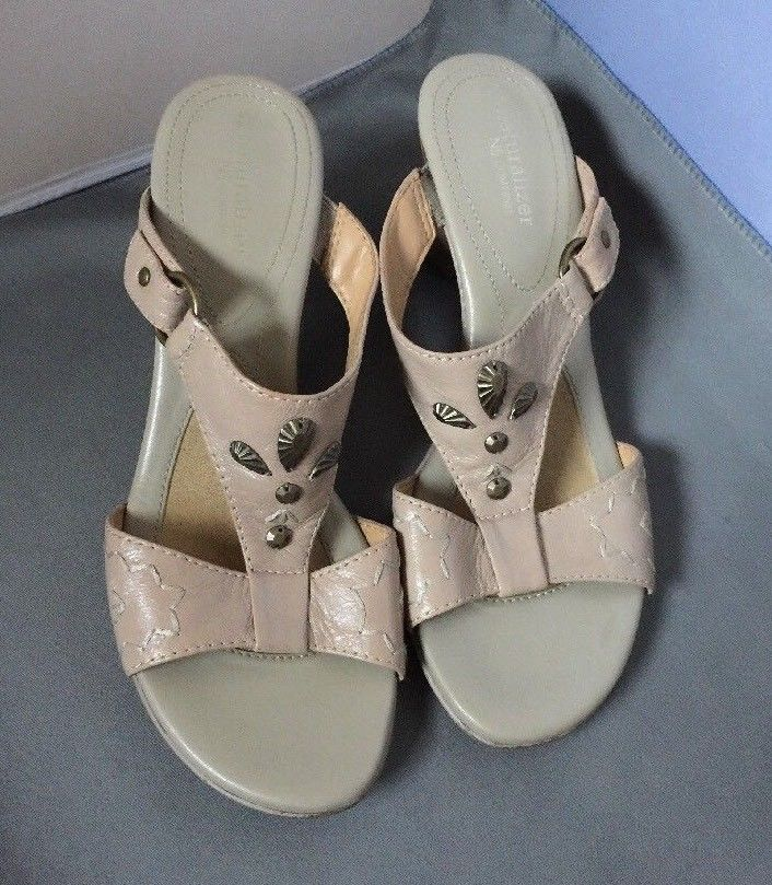 5be8d9fe1d51 Naturalizer N5 Comfort Adria Open Toe Slides and similar items