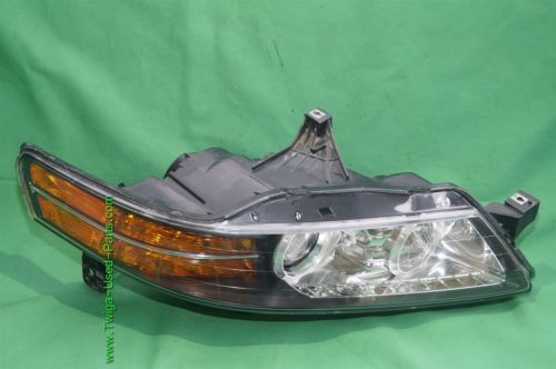 07-08 ACURA TL Xenon HID Headlight Lamp Right Passenger Side -RH