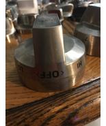 1 Genuine SAMSUNG Slide-In Range,Knob # DG94-01398A NE58K9500SG-AA-01 h... - $35.00