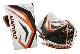 Bauer Supreme Hockey One70 SR Goalie Catch + Blocker - Adult Goal Glove ... - $168.88