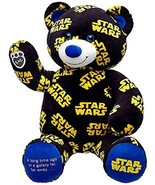 Build a Bear Star Wars Teddy Theme Music Sound 16in. Stuffed Plush Toy A... - $169.99
