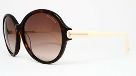 New Tom Ford TF343 56F Havana Authentic Sunglasses 59-15-140 - $106.65