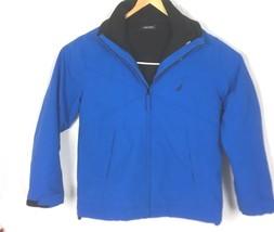 Nautica Mens Size Medium Blue Snowboard Ski Jacket - $29.30