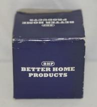 Better Home Products 52315SN Mushroom Knob Dummy Satin Nickel image 2
