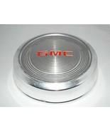 "GMC Truck Steel Wheel Dog Dish Style Metal Center Cap Aprox 10.75"" - $15.00"