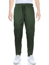 Lavish Society Men's Athletic Workout Slim Fit Jogger Sweat Pants 421531 image 2