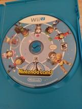 Nintendo Wii U Nintendo Land ~ COMPLETE image 3