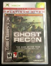 Tom Clancy's Ghost Recon (Microsoft Xbox, 2002) - $5.93