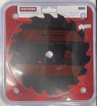 """Craftsman 37658 7 1/4"""" x 18 Tooth Carbide Tooth Saw Blade - $4.95"""