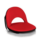 Oniva Portable Reclining Seat - Red - $45.95