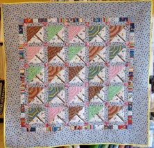 Day At The Beach Quilt - $85.00