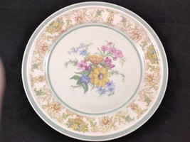 Vintage ROSENTHAL China Set of 4 - Beautiful WILDFLOWERS on WINIFRED - $38.22