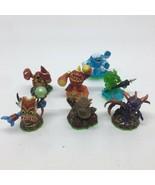 7 Skylanders Green Base - Spyro's Adventure - Not Tested - $9.48