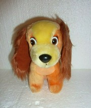 Vintage Lady and the Tramp Plush Walt Disney Productions  S-28 - $4.99