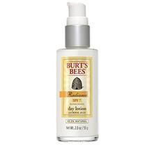 Burt's Bees Radiance Day Lotion SPF 7, 2.0 Oz, 55 g - $41.00