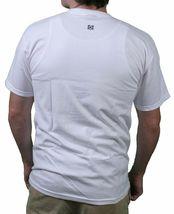 KR3W Skateboarding Men's White Dixon/Lizard Flip Short-Sleeve T-Shirts NWT image 4