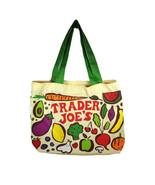 """Trader Joe's Heavy Duty Cotton Canvas """"Fresh Produce"""" Bag - $10.88"""