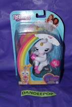 Fingerlings Gigi Baby Unicorn Interactive Toy #3708 WowWee - $21.77