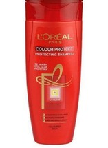 L'Oreal Paris Colour Protect Protecting Shampoo 175 ml-Makes Hair Smooth & Silk* - $10.68