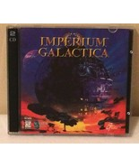 Imperium Galactica DOS PC 1997 2 CD Video Game GT Interactive Computer S... - $9.99