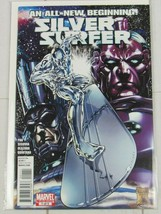 Silver Surfer #1 2011 Limited Series - C5318 - $6.99