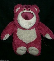 "6"" DISNEY STORE TOY STORY 3 LOTSO HUGGIN TEDDY BEAR STUFFED ANIMAL PLUSH... - $14.03"