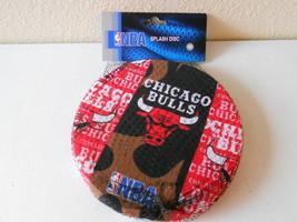 NBA Splash Disc Chicago Bulles DISC Water Frisbee - $5.86