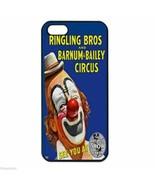 RINGLING BROS BARNUM & BAILEY CIRCUS CLOWN Iphone Case 4 5/5s 5c 6 Plus ... - $9.95