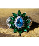 Haunted ring Gems Collection Solomon Elite Jinn... - $140.00