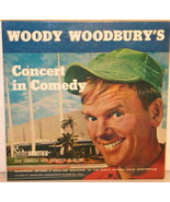 Woody Woodbury's Concert in Comedy LP Record Steroddities MW-3 EXCELLENT - $4.99