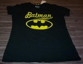 Women's Teen Vintage Style Batman Dc Comics T-shirt Large New w/ Tag - $19.80